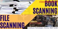 Book Scanning Document in Chennai