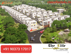 Gated Community Villas For SALE Near Trivandrum International School