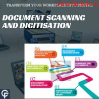 Document Scanning Service Provider in Chennai