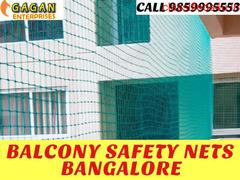 Gagan Balcony safety nets in bangalore | free installation nets nera me