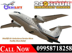 Get Guwahati Air Ambulance Service at Affordable Cost by Medilift