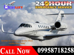 Get Chennai Air Ambulance Patient Transfer Service at the Cheap Cost by Medilift
