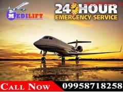 Use Credible Air Ambulance Service in Kolkata for Best Transportation Facility