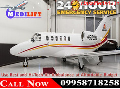 Get Medical Charter Air Ambulance Service in Chennai with Best Facility