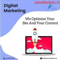 Digital Marketing Company in Bangalore | Amazeinc
