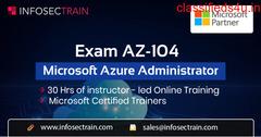 AZ-104 Microsoft Azure Administrator Training