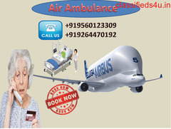 Low Fare Medivic Aviation Air Ambulance Services in Jamshedpur