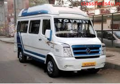Delhi Tempo Traveller is offering cheapest Tempo Traveller on Rent