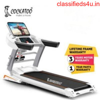 Buy best treadmill online at Cockatoo India