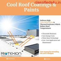 Cool Roof Coatings & Paints
