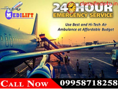 Get Mumbai Air Ambulance Service with Emergency Doctor and ICU Facility