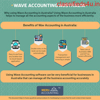 How using Wave Accounting benefit businesses in Australia