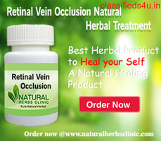 Apply Natural Remedies for Retinal Vein Occlusion