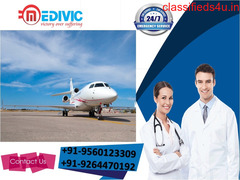 Most Effective Transportation by Medivic Air Ambulance from Chennai to Delhi