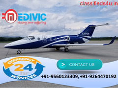 Immediate Rescue by Medivic Air Ambulance from Siliguri to Delhi