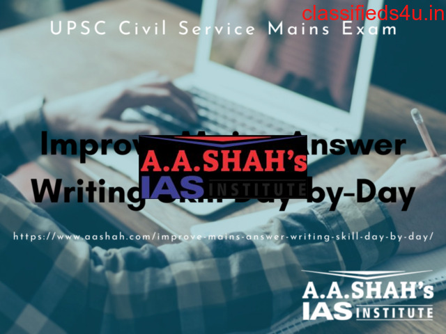 Free Online Classes for IAS Preparation - A. A. Shah's IAS Institute