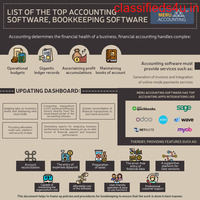 List of The top accounting software, Bookkeeping software
