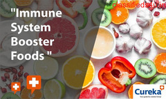 Immune System Booster Foods -  buy online from Cureka