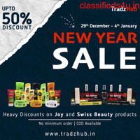 New Year Sale In India | Shop Online For Joy & Swiss Beauty