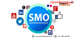 SMO Services in Delhi, Best Social Media Marketing company in India