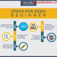 Steps for Xero beginners