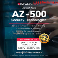 Microsoft AZ- 500 Certification Course