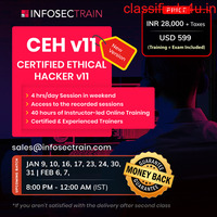 CEH v11 Certification Training Course