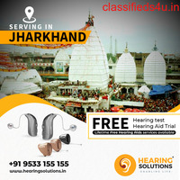 Best Ear Machine in Ranchi | Hearing Aid Centre in Ranchi