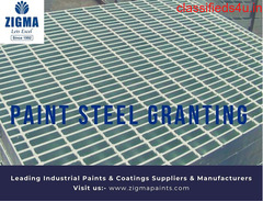Paint For Steel Grating