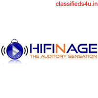 HIFINAGE have been offering the HiFiNage online store