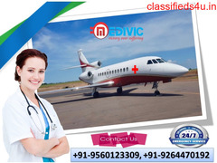 Special Medical Support by Medivic Air Ambulance Services in Bareilly