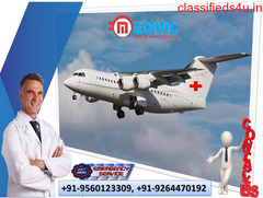 Utilize Incredible Life-Sustaining Air Ambulance Services in Bhavnagar