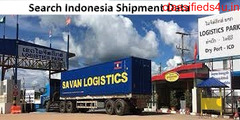Collect Updated Search Indonesia Shipment Data Online