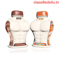 Deemark Mass Gainer & Muscles Builder Weight Gain Supplement