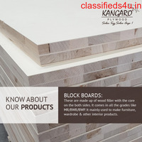 Block Board Suppliers In India