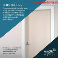 Flush Doors Manufacturers in India