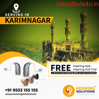 Hearing Aids in Karimnagar | Hearing Aid Centre in Karimnagar