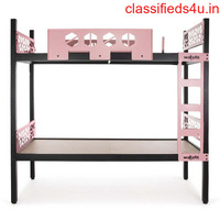 Buy Bunk Bed online for your Kids at amazing price- Wakefit
