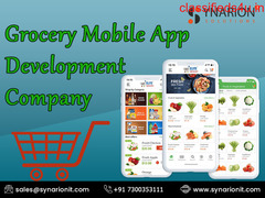 Build Your Own Grocery App Development