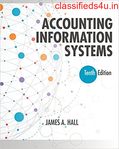 Solution Manual for Accounting Information Systems 10th Edition by Hall
