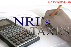 NRI Tax Filing in India