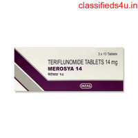 Merosya 14mg Buy Online with 5% Cashback