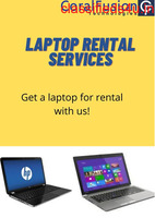 Laptop Rental Services