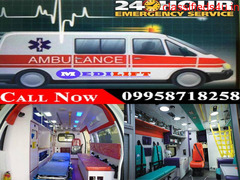 Take the Best Lowest Cost Road Ambulance Patna with Expert Medical Team