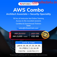 AWS Combo Course Certification Training