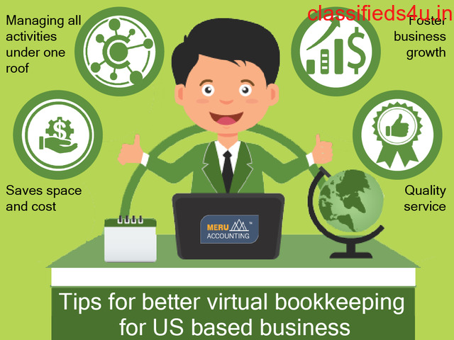 Tips for better virtual bookkeeping for the US based business