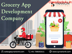 Build Your Own Grocery Mobile App
