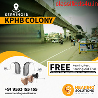 Hearing Aids in KPHB Colony, Hyderabad | Hearing Aid Centre in KPHB Colony, Hyderabad