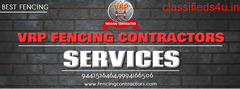 Fencing contractors in Chennai | VRP FENCING