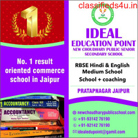 Best Rbse School For Commerce | newchoudharypublicschool.com